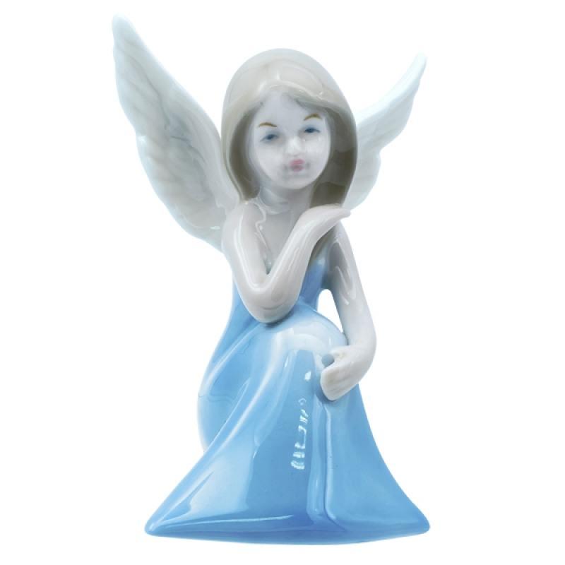 Сувенир АНГЕЛ, 8,5 см, керамика сувенир orient an01 ангел цв стекло высота 6см зеркальная подставка