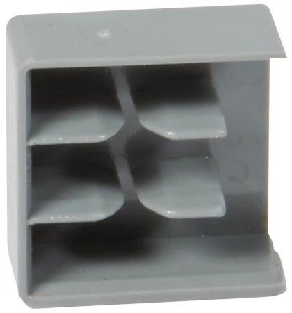 Концевая заглушка Legrand 2P и 3P для шин 404990 10pcs free shipping a1694 c4467 2sc4467 2sa1694 to 3p stereo pair tube 100