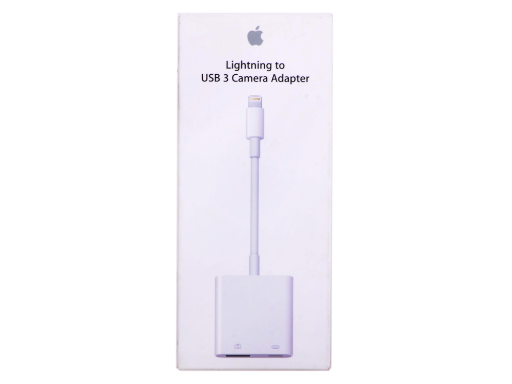 Переходник Apple Lightning to USB 3 MK0W2ZM/A 50pcs micro usb 3 0 male to usb c usb 3 1 type c female extension data cable for macbook tablet 10cm by fedex
