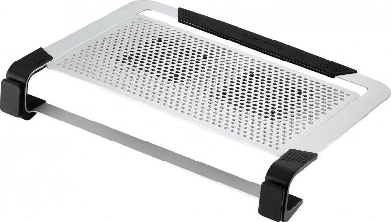 "Подставка для ноутбука до 17"" Cooler Master NotePal U2 Plus R9-NBC-U2PS-GP пластик/металл/резина 200"
