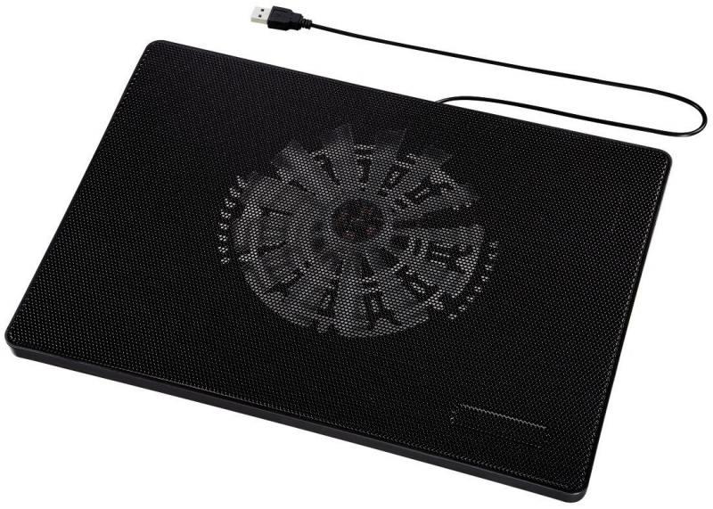 Подставка для ноутбука Hama 53067 охлаждающая черный охлаждающая подставка для ноутбука hama 39689