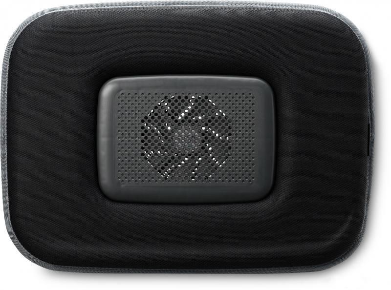 Подставка для ноутбука до 15.6 Cooler Master Comforter Air R9-NBC-CAAK-GP пластик охлаждающая подставка для ноутбука cooler master notepal xl r9 nbc nxlk gp