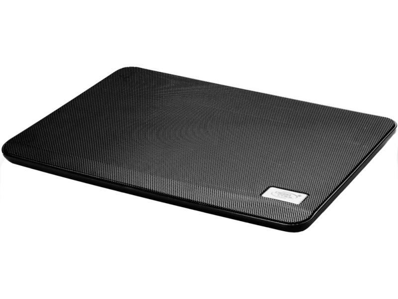 """Подставка для ноутбука 14"""" Deepcool N17 330x250x25mm 1xUSB 465g 21dB черный"""