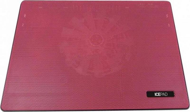 Подставка для ноутбука 15 Storm STM Laptop Cooling IP5 160x160 2xUSB красный