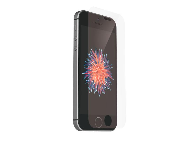Защитная пленка Just Mobile TENC Shield на экран для iPhone SE.