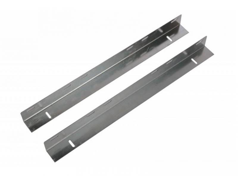 Комплект уголков опорных направляющие ЦМО УО-45 для напольных шкафов глубина 450мм нагрузка до 50кг