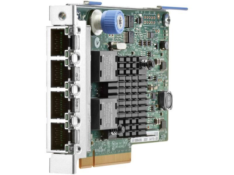 Адаптер HP FlexibleL 366FLR OM Adapter Intel 4x1Gb for Gen8 665240-B21 rm1 2337 rm1 1289 fusing heating assembly use for hp 1160 1320 1320n 3390 3392 hp1160 hp1320 hp3390 fuser assembly unit