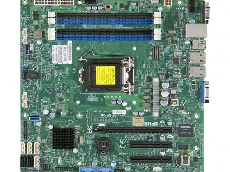 Аксессуар Supermicro для MBD-X10SLM-F-B материнская плата сервера supermicro mbd x10slm f o mbd x10slm f o