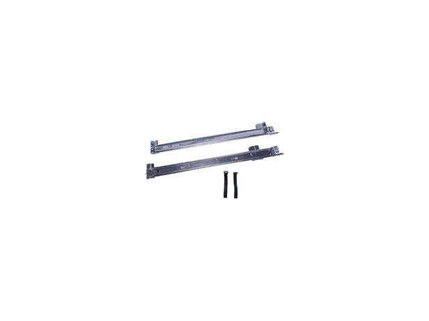 Рельсы Dell Sliding Ready Rack Rails для PE R730 770-BBBR кабельный органайзер dell 770 bbbr 1 arm for cable management 2u for r530 r730 r740