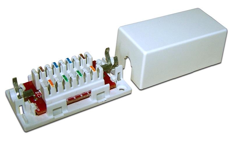 Модуль Lanmaster LAN-CNB-UTP6 цена и фото