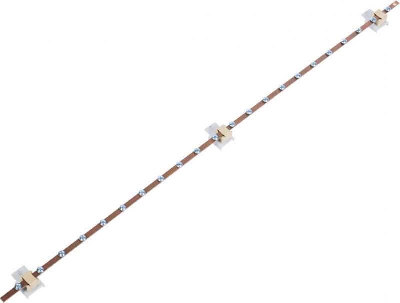 Картинка для ЦМО Панель заземления вертикальная ПЗ-1000мм 200А ПЗ-1000-200А