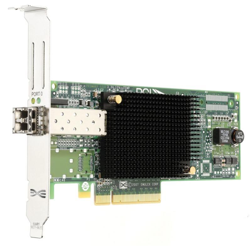 Адаптер Lenovo ThinkServer LPe1250 Single Port 8Gb Fibre Channel HBA by Emulex 0C19476 single sided blue ccs foam pad by presta