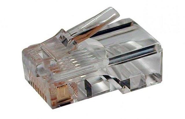 Коннектор Lanmaster TWT-PL12-6P4C/100 100шт коннектор rj 12 6p4c 100шт proconnect 05 1012 3