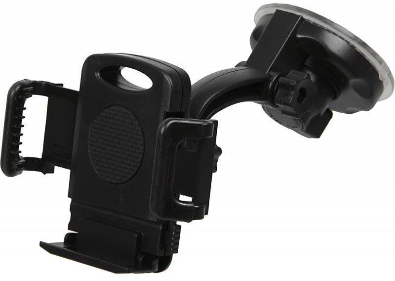 Автомобильный держатель Wiiix HT-02NW черный кабель lightning 1м wiiix круглый cb120 u8 10b