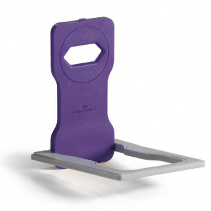 Держатель Durable Varicolor 7735-12 для смартфонов фиолетовый