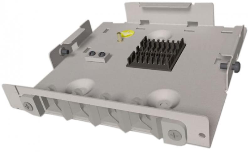 Бокс оптический настенный пенал ЦМО до 4 портов БОН-НП-4 пенал на молнии лиса 20 8см силикон пвх бокс 12 22716 ml bd2116 1