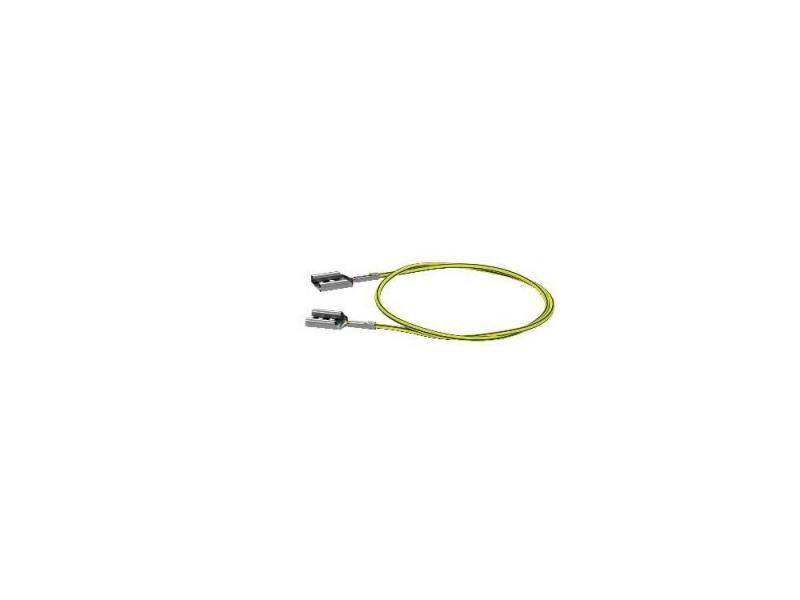 Комплект заземления для патч-панелей Schneider Electric Actassi 19-C 10 штук VDIM48E011 schneider electric actassi 10 vdi88290 10pcs