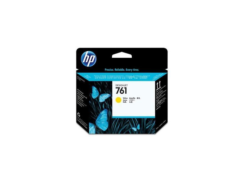 Печатающая головка HP CH645A №761 для HP Designjet T7100 желтый
