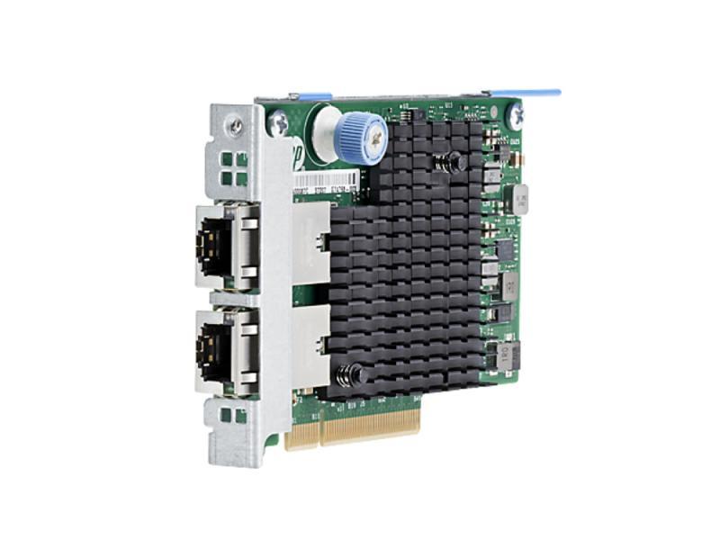 Адаптер HP 561FLR-T Ethernet 10Gb 2P 700699-B21 hp 781518 b21