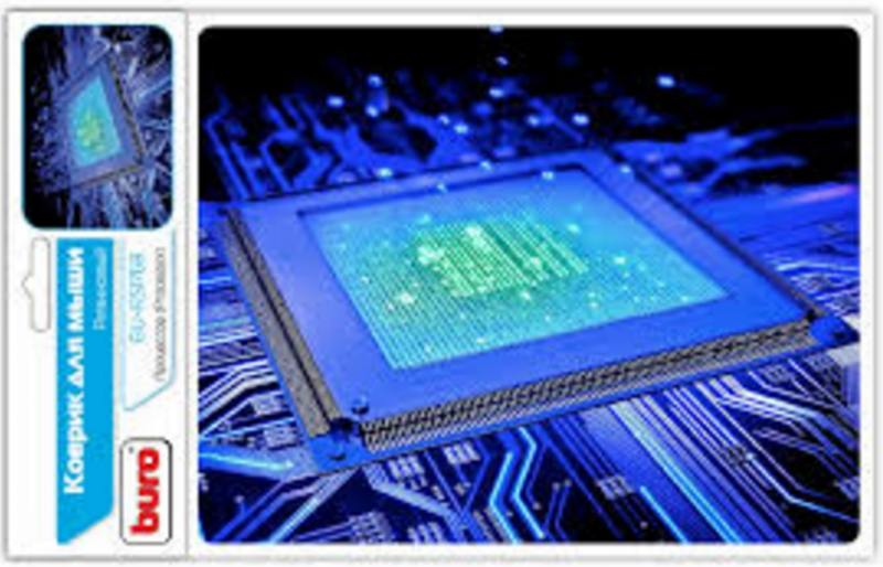 Коврик для мыши Buro BU-R51768 процессор коврик для мыши buro bu m80010 рисунок гонконг