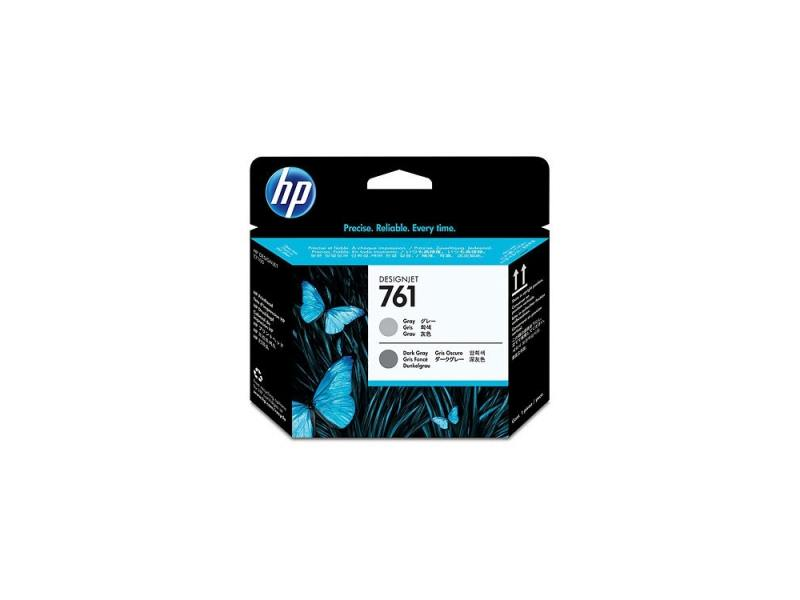 Печатающая головка HP CH647A №761 для HP Designjet T7100 серый hp печатающая головка 761 designjet серый темно серый ch647a