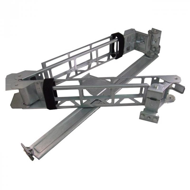 Комплект крепежа HP 1U Cable Management Arm for Easy Install Rail Kit for DL360e/360p Gen8 & 160/36 салазки hp 2u cma for easy install rail kit 733664 b21 733664 b21