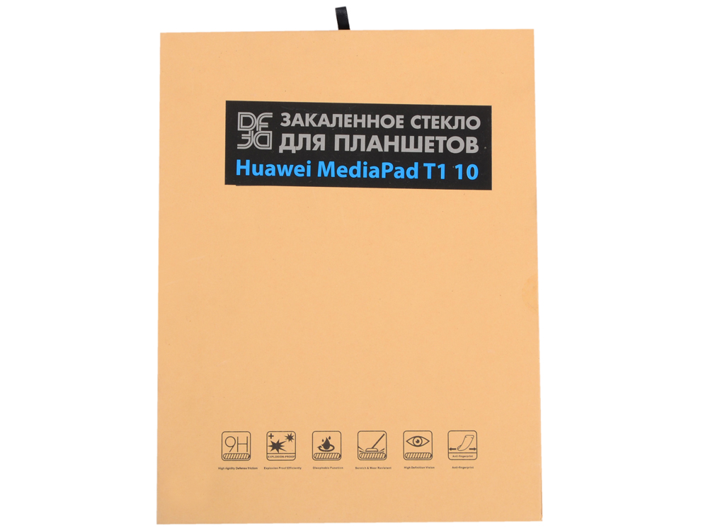 Закаленное стекло для Huawei MediaPad T1 10 DF hwSteel-26 lcd display glass panel touch screen digitizer assembly replacement parts for huawei mediapad t1 823l t1 821w t1 821l t1 821
