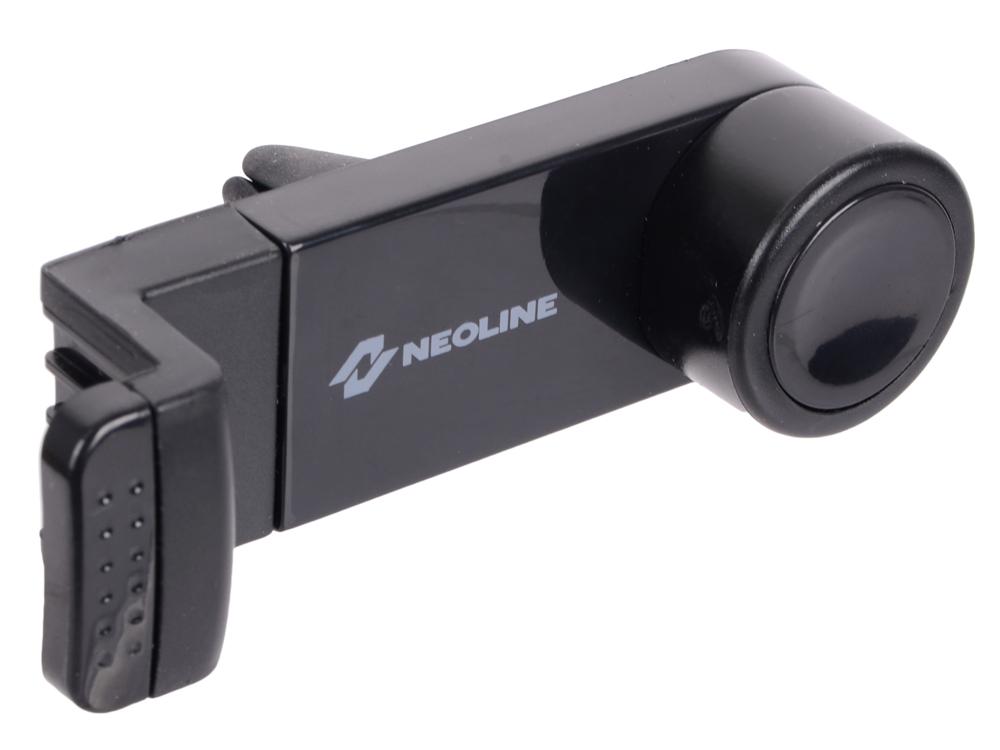 Автомобильный держатель Neoline Fixit M6 для смартфонов шириной 52-90мм черный