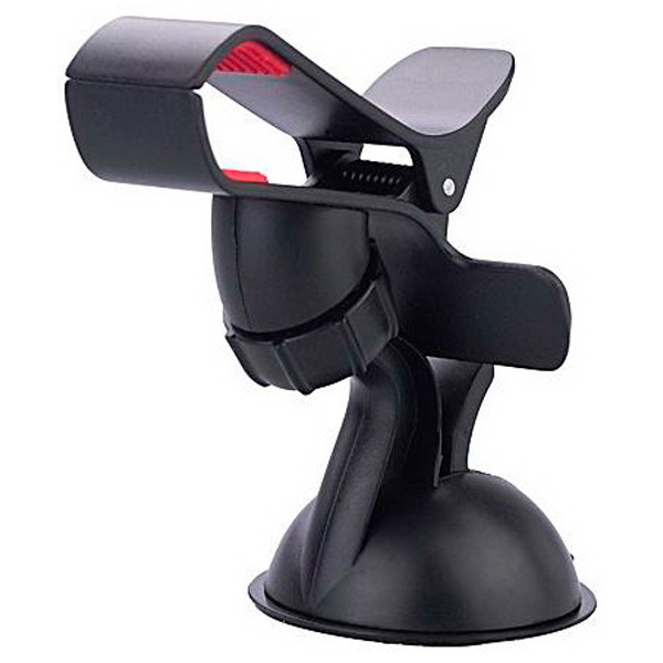 Автомобильный держатель Wiiix HT-S3Sgl черный кабель lightning 1м wiiix круглый cb120 u8 10b