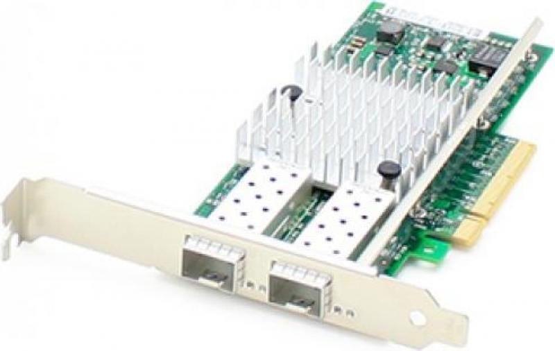 Адаптер IBM Intel x520 Dual Port 10GbE SFP+ Adapter for IBM System x 49Y7960 адаптер dell x710 intel dual port 10gb sfp 540 bbiv