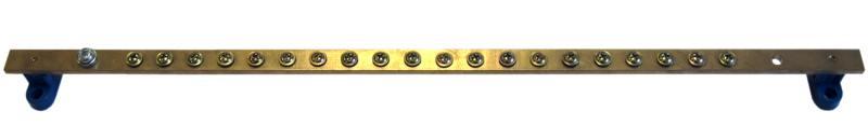 Картинка для ЦМО Панель заземления вертикальная ПЗ-500мм 200А ПЗ-19-500.200А