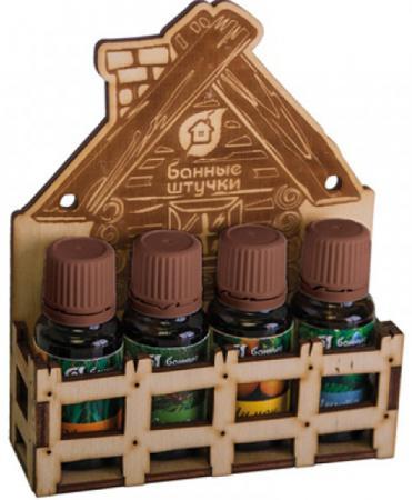 Набор эфирных масел Банные штучки 33401 набор эфирных масел банные штучки легкое дыхание