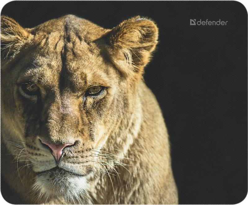 все цены на Коврик для мыши Defender Wild Animals 50803 ассортимент онлайн