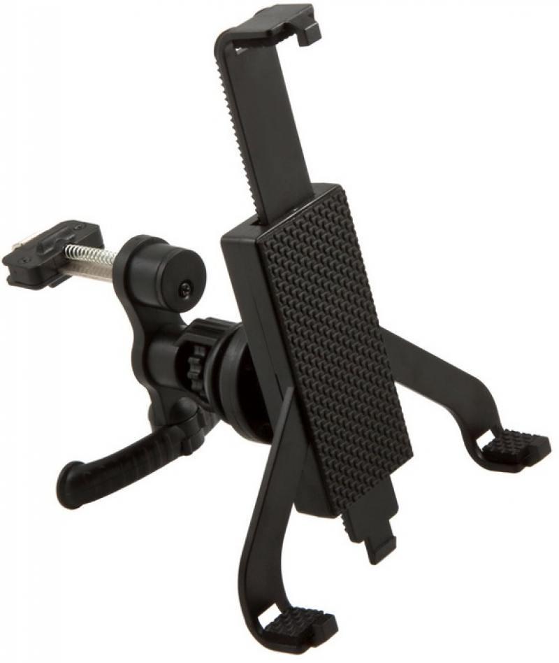 Автомобильный держатель Wiiix KDS-1TV для планшетов черный автомобильный держатель wiiix kds 2 для планшетов крепление на стекло черный page 1