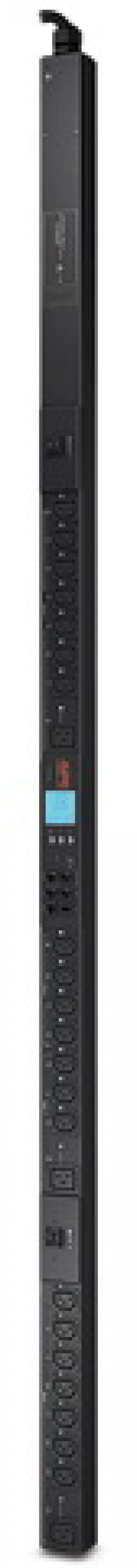 Блок распределения питания APC Rack PDU 2G Switched ZeroU 32A 230V 21хC13 3хC19 AP8953 apc rack pdu 2g 32a 230v 36xc13 6 c19 ap8853