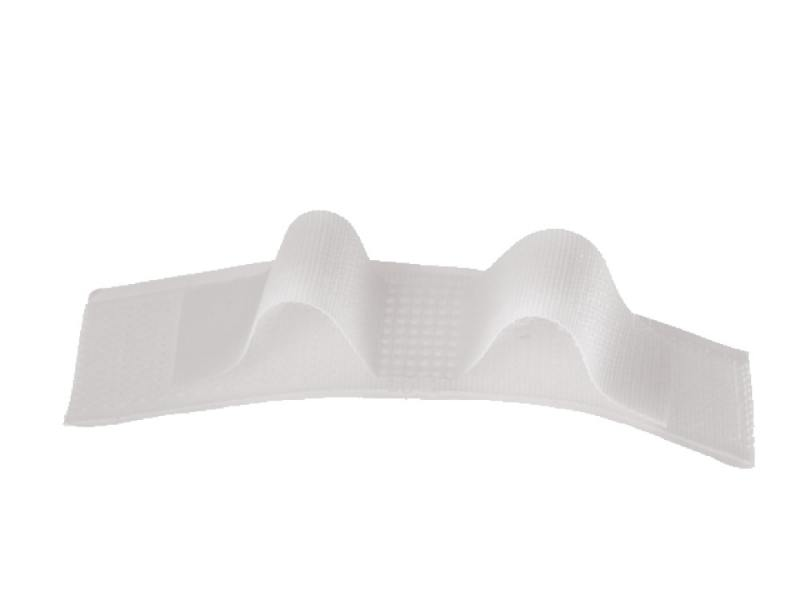 Набор стяжек Hama H-20541 10см 9шт пластик/нейлон черный/серый/белый