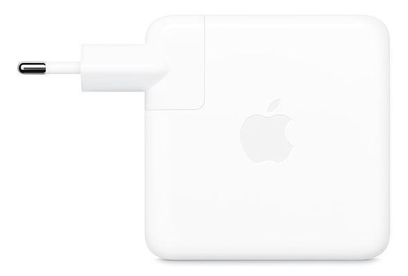 Блок питания Apple Адаптер питания Apple USB-C 61 Вт MNF72Z/A аксессуар блок питания apple 61w usb c power adapter для macbook pro 13 mnf72z a