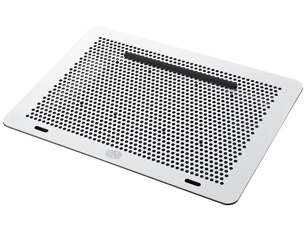 Подставка для ноутбука до 17 Cooler Master MasterNotepal Pro MNY-SMTS-20FY-R1 пластик/алюминий сере