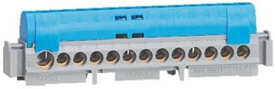 Клеммная колодка Legrand 33х1.5-16мм нейтраль 04848 клеммная колодка legrand программа plexo 4 клеммы 4мм2 для распределительных коробок dlplus 31210