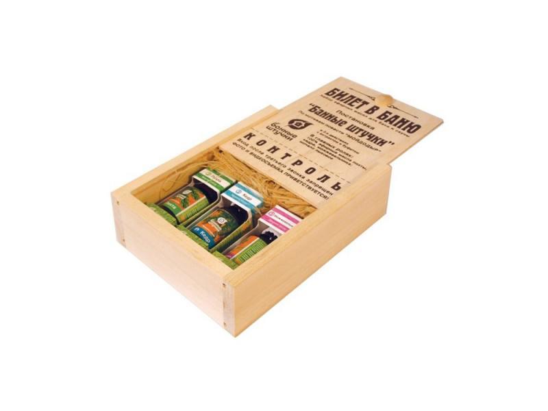 Набор эфирных масел Банные штучки 32158 набор эфирных масел банные штучки эвкалипт и пихта