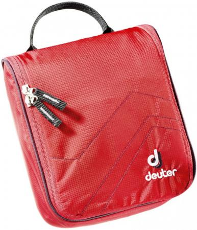 КОСМЕТИЧКА DEUTER WASH CENTER I КРАСНАЯ deuter giga blackberry dresscode