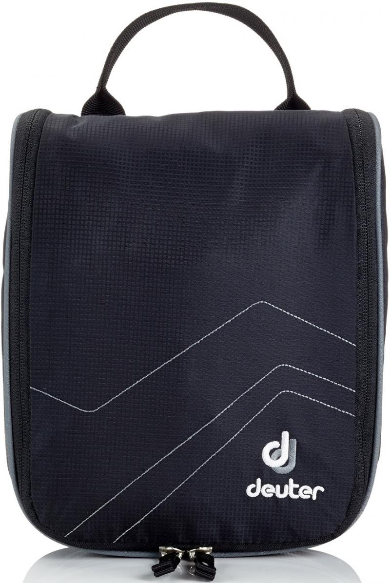 КОСМЕТИЧКА DEUTER WASH CENTER I ЧЕРНАЯ deuter giga blackberry dresscode