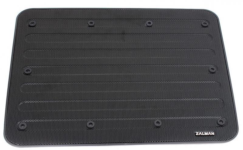 """Подставка для ноутбука 17"""" Zalman ZM-NC3 черная подставка охлажд zalman zm nc3 для ноутбуков до 17"""