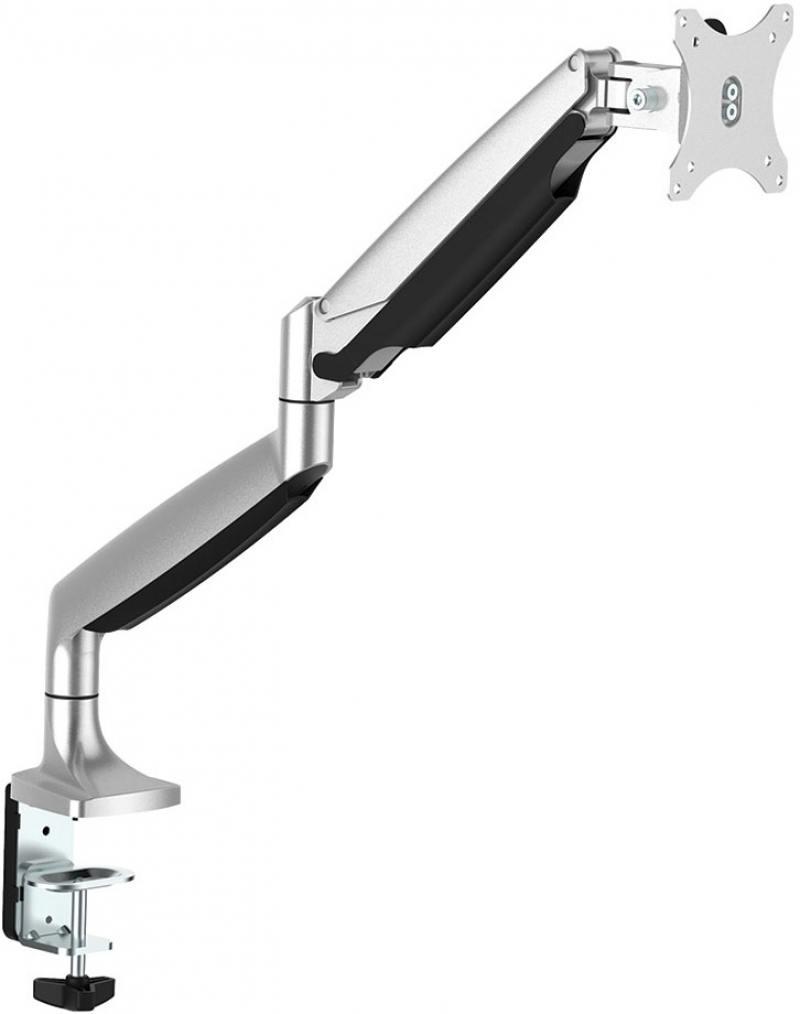 Кронштейн ARM Media LCD-T31 серебристый для мониторов 15-32 настольный поворот и наклон max 9 кг кронштейн arm media lcd 7101 серебристый