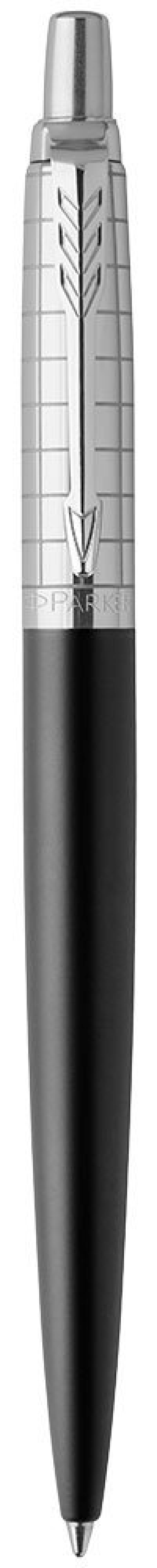 Шариковая ручка автоматическая Parker Jotter Premium K176 Bond Street синий M 1953195 шариковая ручка parker jotter цвет красный 1005109