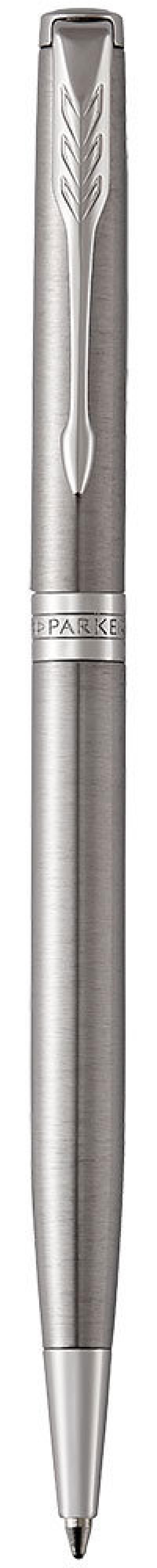 Шариковая ручка поворотная Parker Sonnet Core K426 Slim черный M 1931513 шариковая ручка поворотная parker sonnet core k527 stainless steel gt черный m 1931507