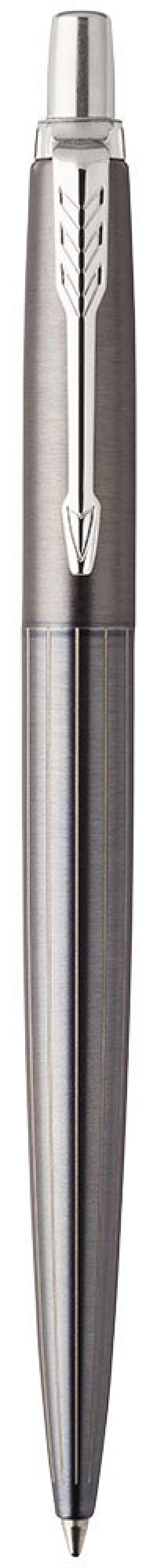 Шариковая ручка автоматическая Parker Jotter Premium K176 Oxford синий M 1953199 шариковая ручка parker jotter цвет красный 1005109