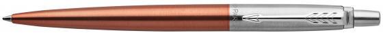 Ручка шариковая Parker Jotter Core K63 Chelsea Orange CT M чернила синие 1953189 шариковая ручка parker jotter core k63 portobello purple ct mblue 1953192