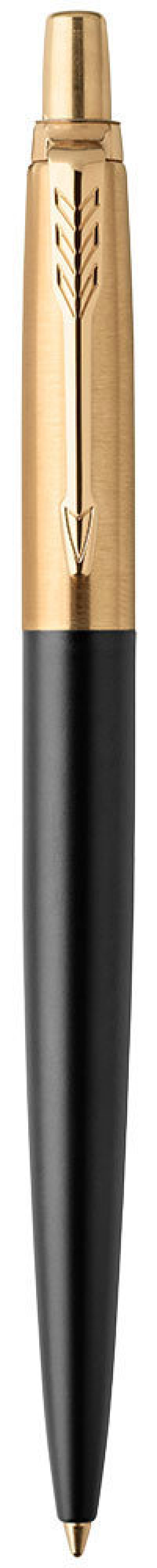 Шариковая ручка автоматическая Parker Jotter Luxe K177 синий M 1953202 шариковая ручка parker jotter цвет красный 1005109
