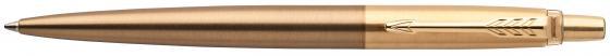 Ручка шариковая Parker Jotter Luxe K177 West End Gold M чернила синие 1953203